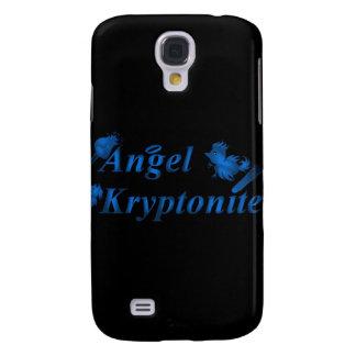 Angel kryptonite logo samsung s4 case