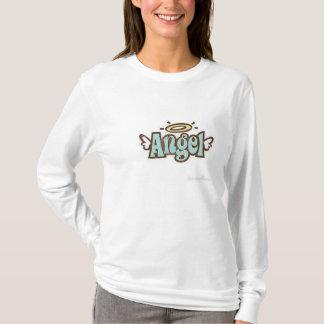 Angel Ladies AA Hoody Long Sleeve (Fitted)