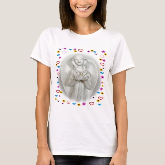 Angel ladies t-shirt