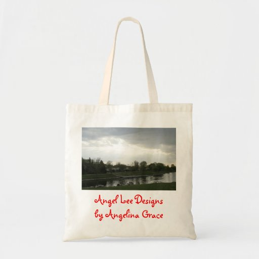Angel Lee Designs by Angelina Grace Logo bag