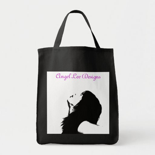 Angel Lee Designs logo Bag