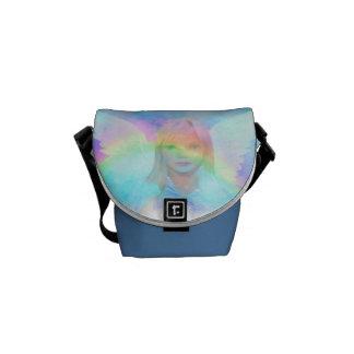 Angel Light Messenger Bag