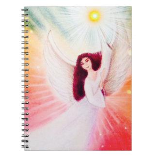 Angel Light Notebook