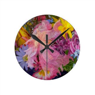 Angel Love Clocks