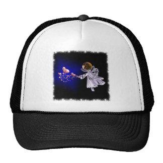 Angel Love Hearts Trucker Hat