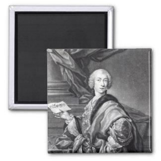Ángel Maria Monticelli, grabado por Juan Faber Imán Cuadrado