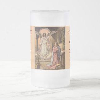 angel message mug