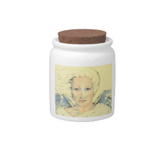 Angel Messenger Sweet Treat Jar