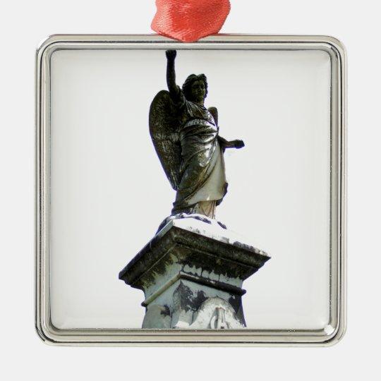 Angel Metal Ornament