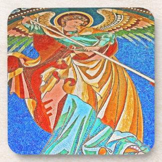 Ángel Michael gótico, iglesia de Kaiser Wilhelm, B Posavasos De Bebida