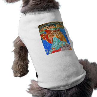 Ángel Michael, iglesia de Kaiser Wilhelm, Berlín ( Camisas De Perritos