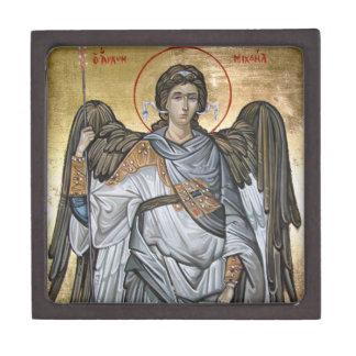Angel Michael Jewelry Box