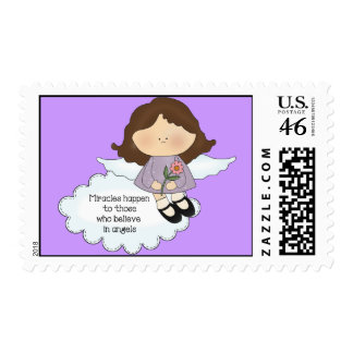 Angel Miracles Stamps
