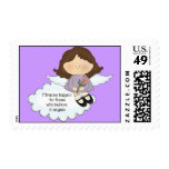 Angel Miracles Postage Stamps