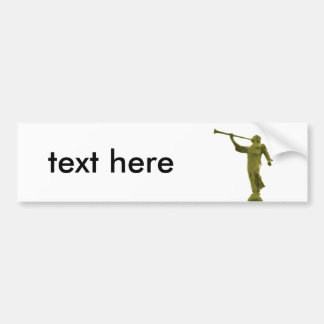 Angel MORONI Bumper Sticker