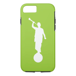 Angel Moroni Case (Lime Green) iPhone 7 case/5
