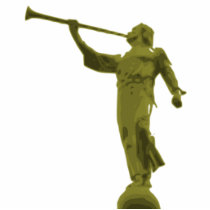 ANGEL MORONI CUTOUT