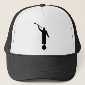 Angel Moroni (I'm LDS) Trucker Hat