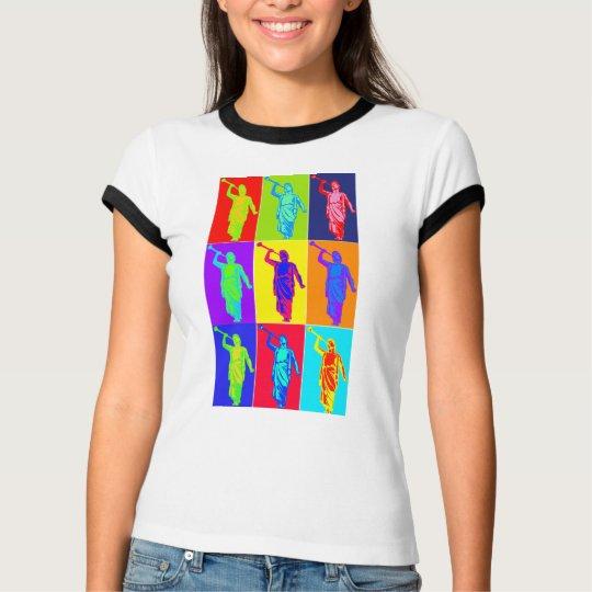 Angel Moroni Pop Art T-Shirt