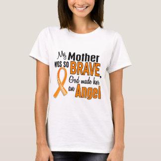 Angel Mother Leukemia T-Shirt