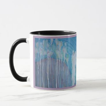 Beach Themed Angel Mug