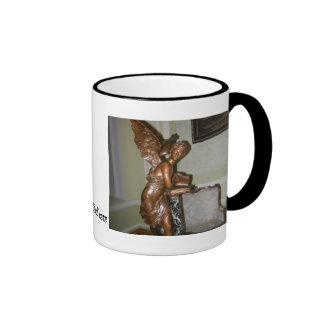 Angel Ringer Coffee Mug