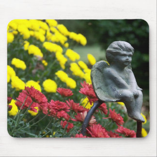 Angel & Mums Mouse Pad