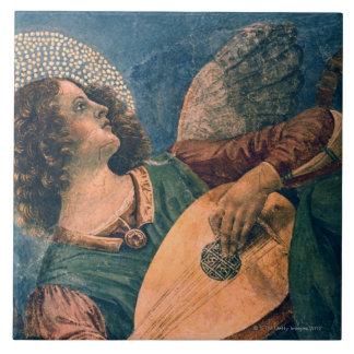 Angel Musician Tile