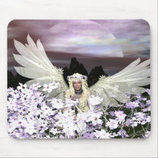 Angel My Guardian Mouse Pad