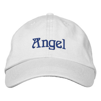 ANGEL Name Designer Cap