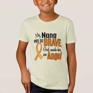 Angel Nana Leukemia T-Shirt