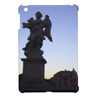 ANGEL NEAR VATICAN, ON PONTE SANT' ANGELO COVER FOR THE iPad MINI