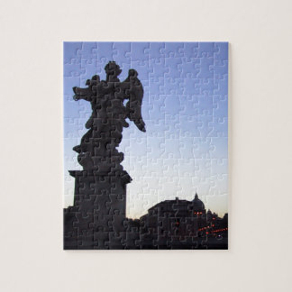 ANGEL NEAR VATICAN, ON PONTE SANT' ANGELO PUZZLES