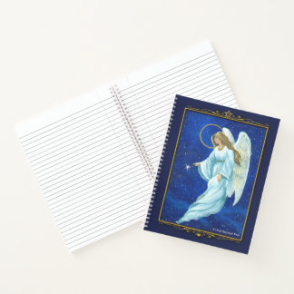 Angel Nocturne Notebook