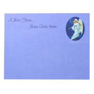 Angel Nocturne Notepad