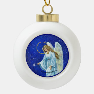 Angel Nocturne Ornaments