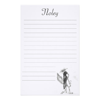 Angel noley stationery