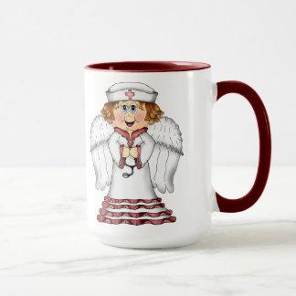 Angel Nurse Gift Mug