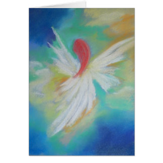 Angel Nurse Thank You Card