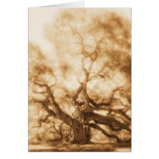 """Angel Oak 1"" - MW1106 Card"