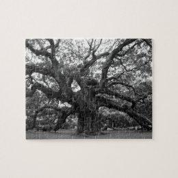 Angel Oak Tree Puzzle