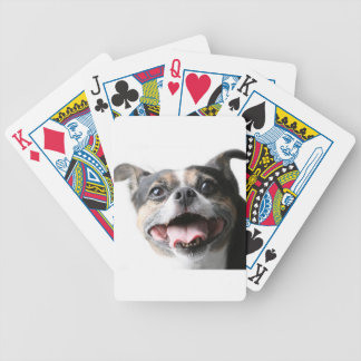 Angel of a Mutt Doggy - Mixed Breed - Canine Bicycle Playing Cards