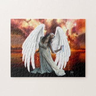 Angel of anguish puzzle