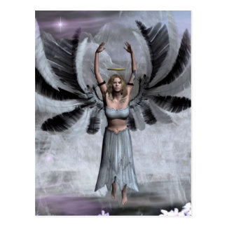 Angel of Balance Postcard