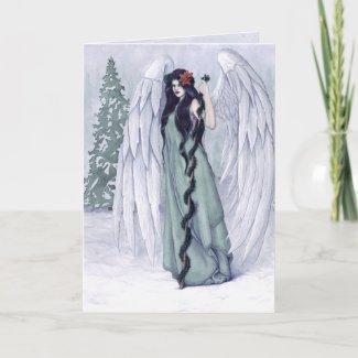 Angel of Christmas - Card card