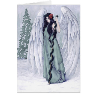 Angel of Christmas - Card