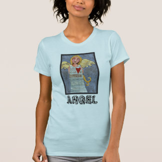ANGEL of COURAGE - Dare to be You! t-shirt