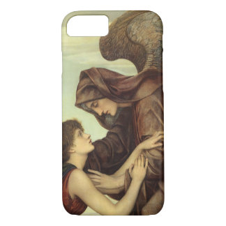 Angel of Death by Evelyn De Morgan iPhone 7 Case