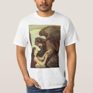 Angel of Death by Evelyn De Morgan T-Shirt