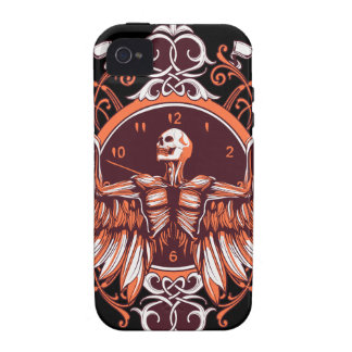 Angel of Death Vibe iPhone 4 Cases